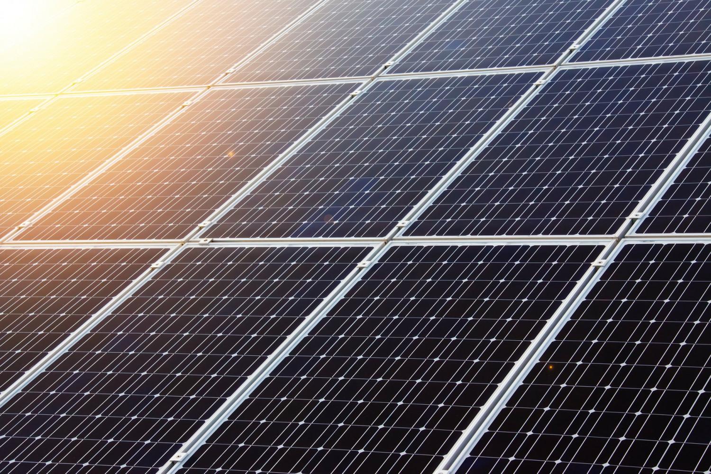 A energia solar é um dos melhores exemplos de energia limpa!