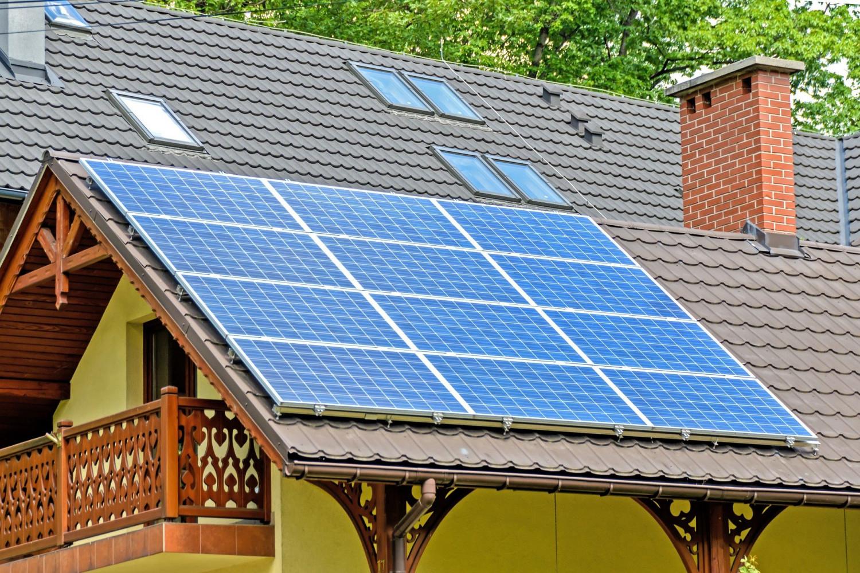 O sistema fotovoltaico pode ser aplicado na sua casa!